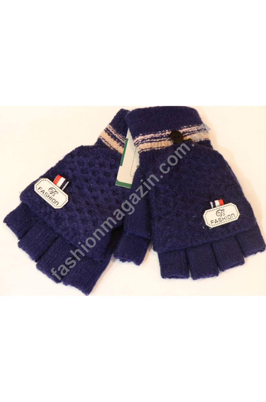 ПВ-115 Перчатки + варежки женские
