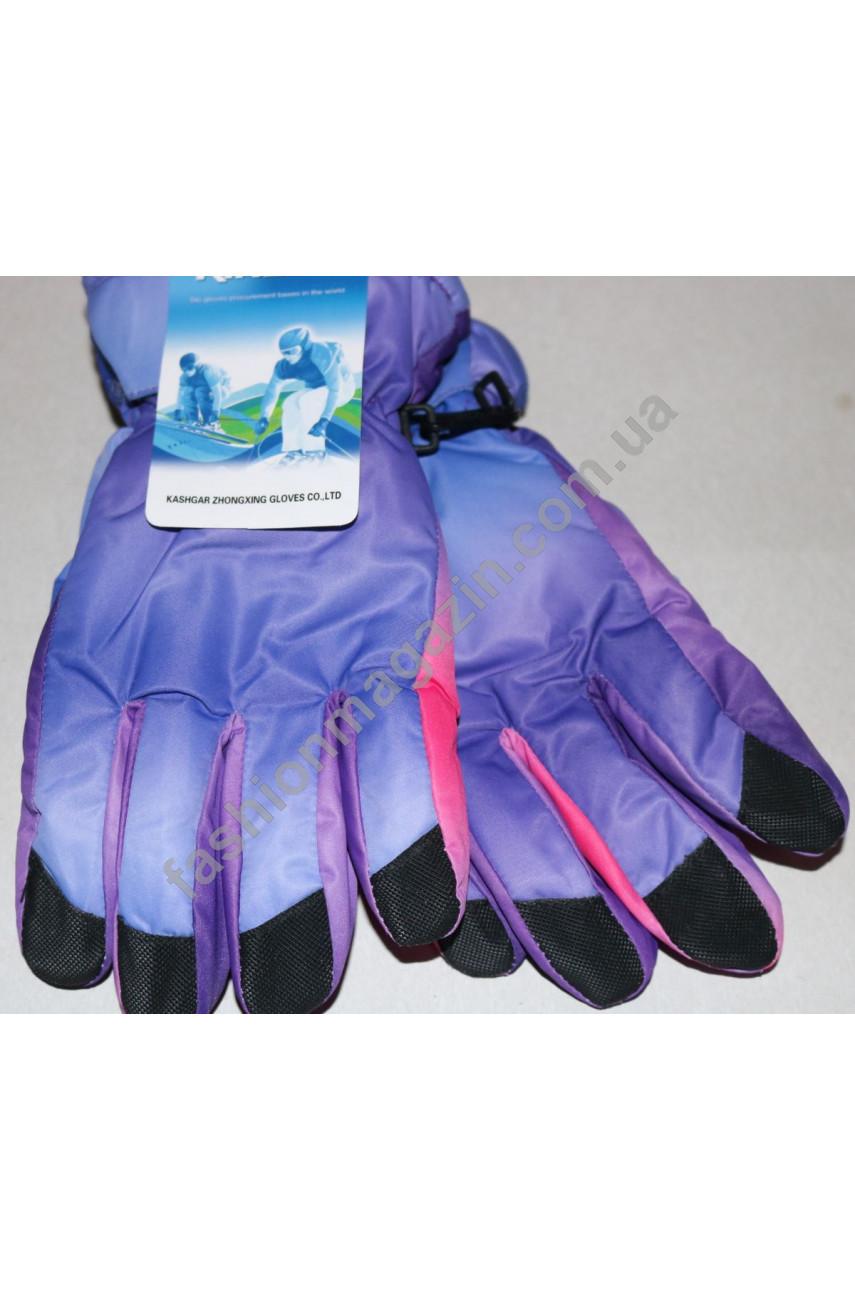 П-1369/ Z 1609 Перчатки лыжные