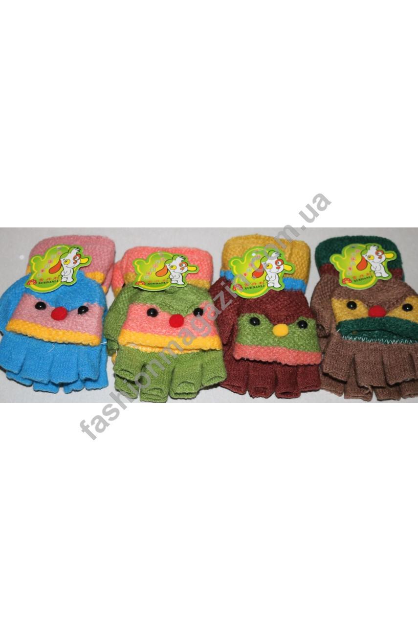П 9220 Перчатки + варежки, детские