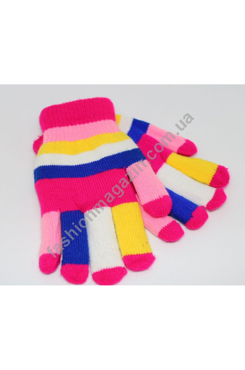 П-78 Перчатки детские, цветные