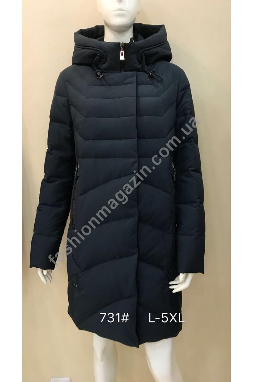 731 # 8  Пальто p. L-5XL