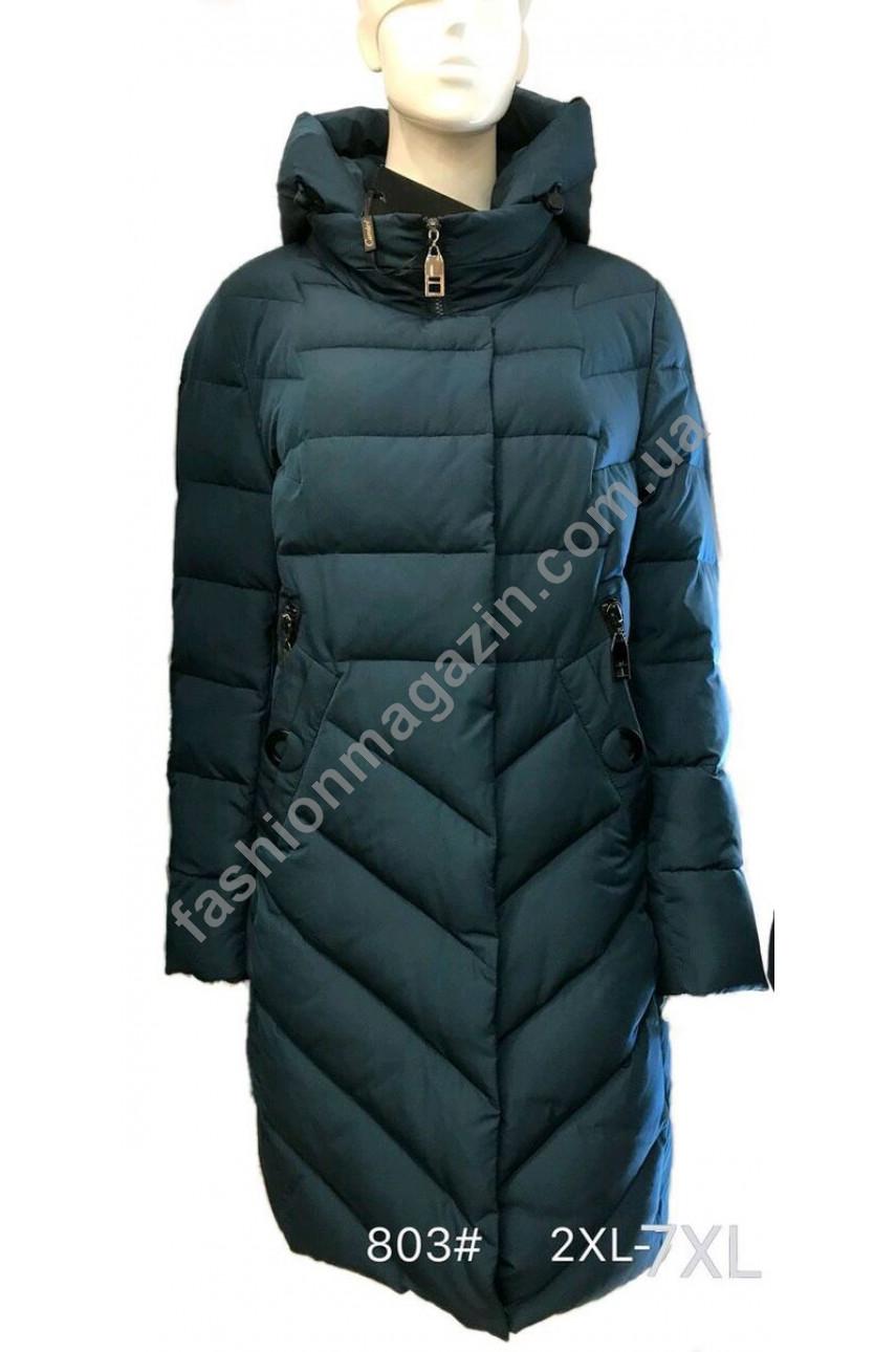 803 # 28  Пальто p. 3XL-7XL