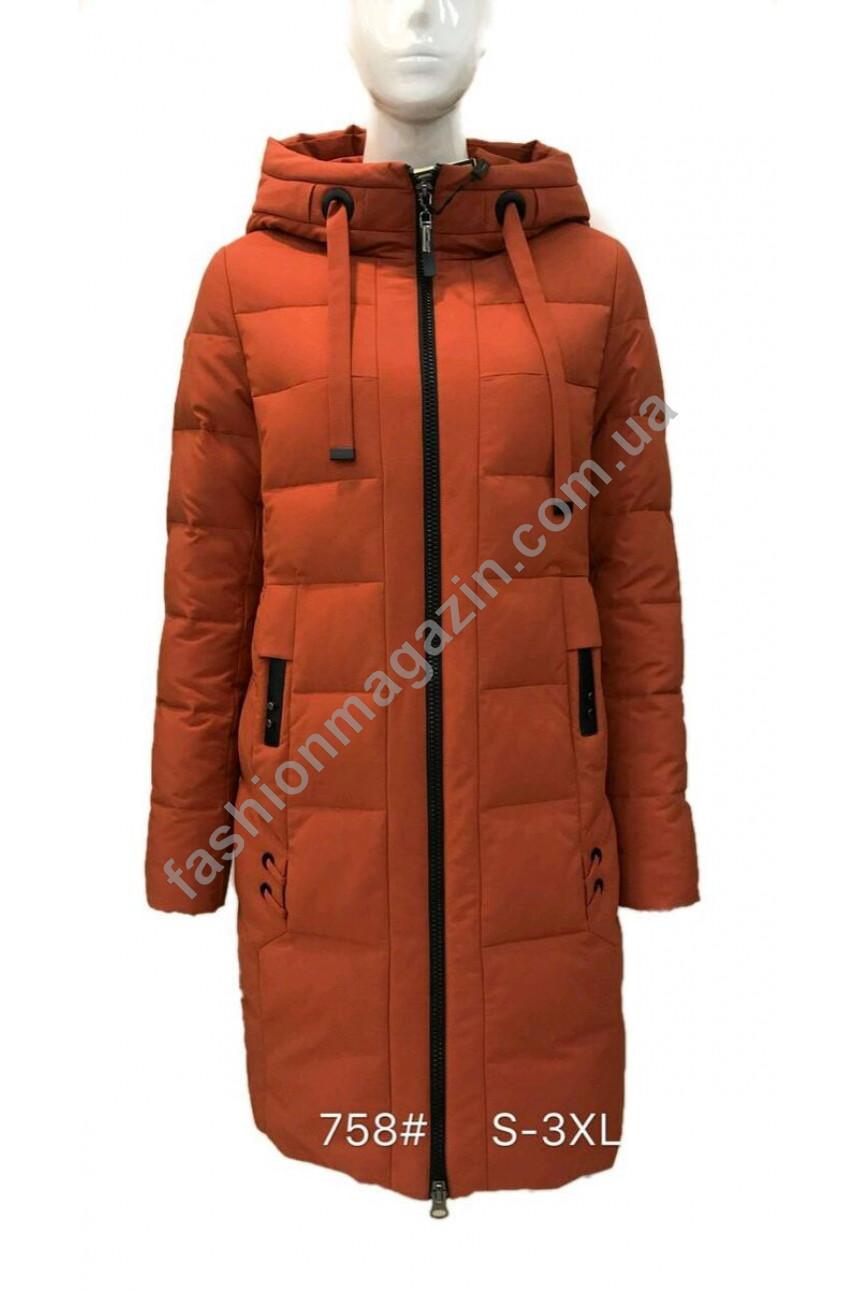 758 # 14  Пальто p. S-3XL