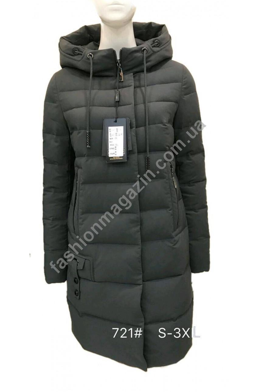 721 # 8  Пальто p. S-3XL