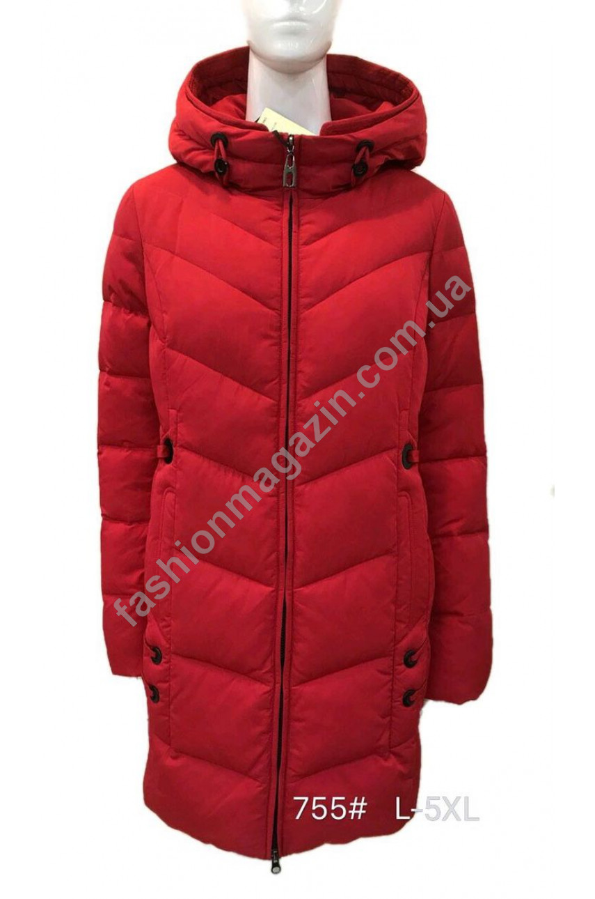 755 # 3 Пальто p. L-5XL
