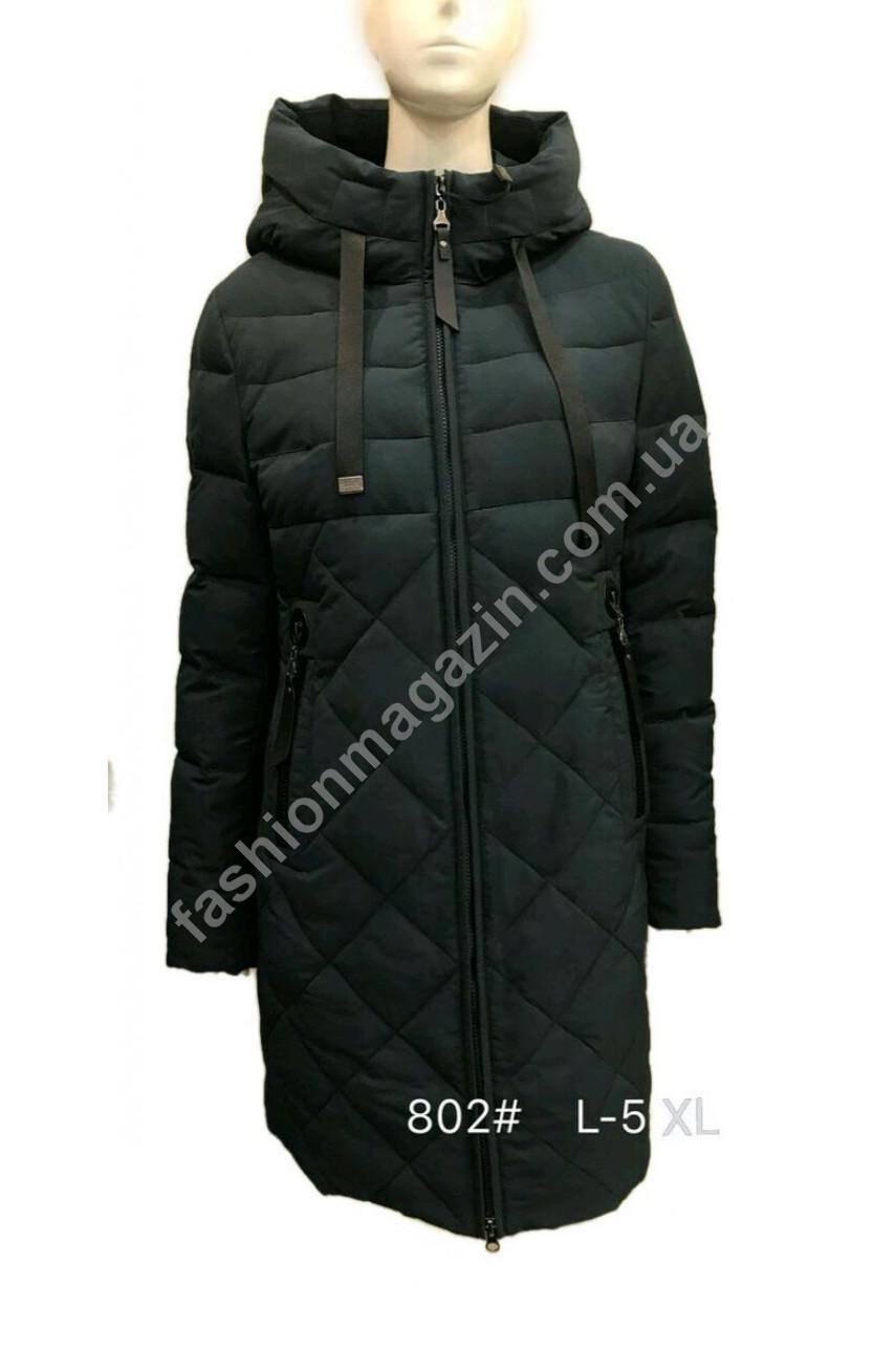 802 # 8  Пальто p. L-5XL