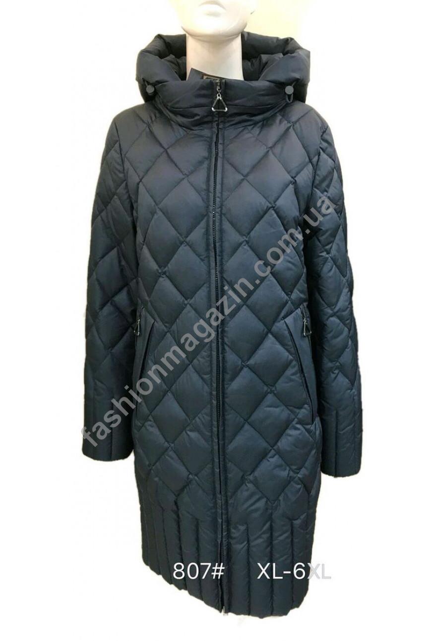 807 # 8  Пальто p. XL-6XL