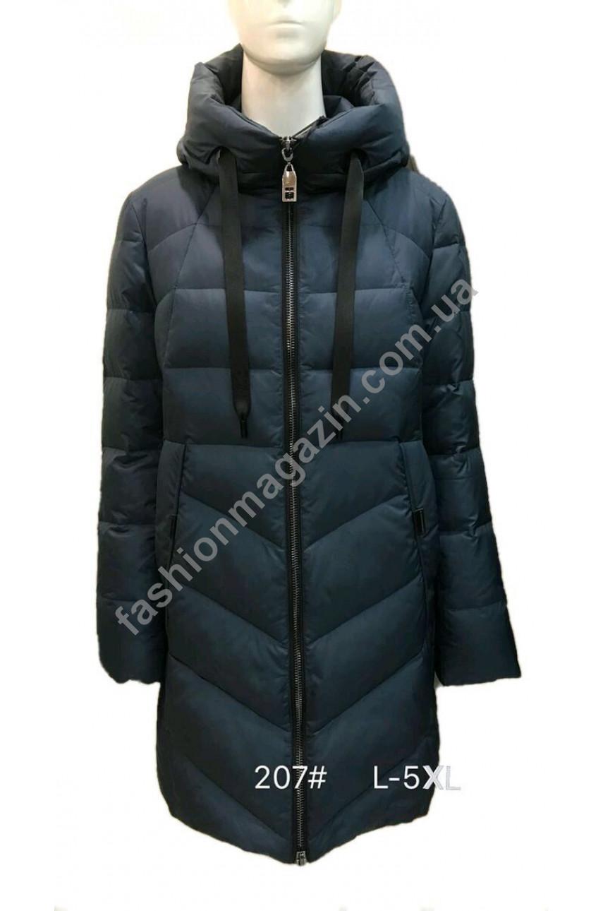 207 # 21 Пальто p. L-5XL