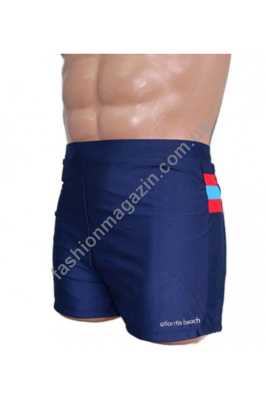 201970 E Мужские плавки-шорты, батал
