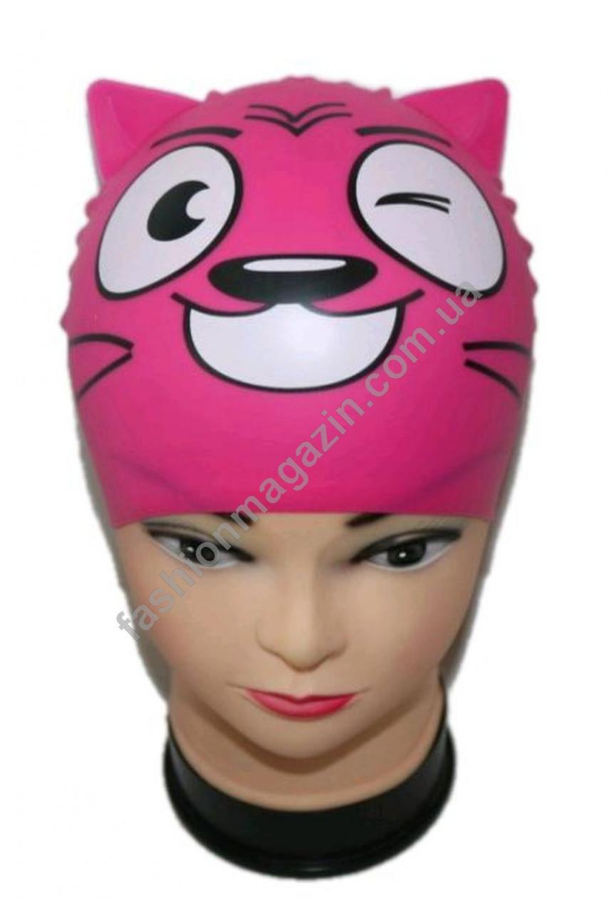 Котик, шапочки для плавапния
